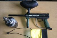 Paintball marker BT-4 Rental