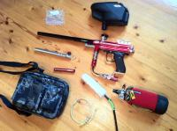 Paintball marker Speedster