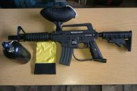 Paintball marker Tippmann Bravo One E-Grip