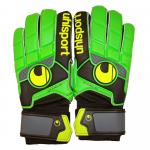 Uhlsport FANGMASCHINE SOFT GRAPHIT golmanske rukavice