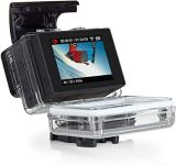 GoPro 4 Black + LCD screen