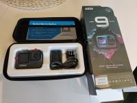 GOPRO HERO 9 BLACK - NOVO