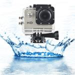 "SJ4000+ Action CAM- kamerica GoPro 1080p Full-HD 2""Ekran 120°"