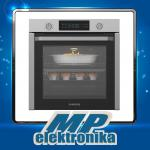 SAMSUNG pećnica NV75K5571RS/OL pyrolitic, steam, Dual Cook, 75 lit