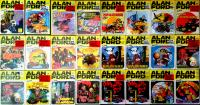 ALAN FORD Super strip 40-448,Johnny Logan 1-21,MAXMAG.1-20+KLASIK1-200