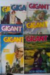 GIGANT strip-klasici lot