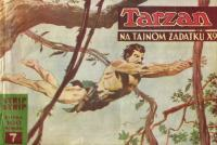 Strip Strip,1963g. Tarzan: komplet od 1 do 8 + 1 spec. iz 1962g
