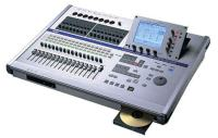Korg D16XD 16-Track Digital Recorder - for studio and live