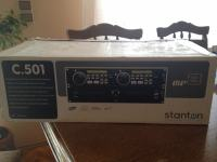 Stanton c.501 dupli CD player