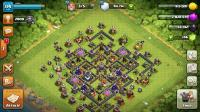 Clash of clans th 9 account