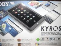 Tablet Coby Kyros 1125 10""