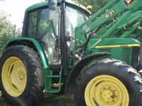 JOHNDEERE 6210, 90KS,2001.G.