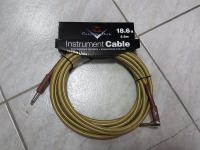 Fender Custom Shop 5.5m Tweed kabel kutni i ravni
