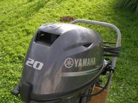 YAMAHA VANBRODSKI MOTOR 20 KS 4 T, EL. START, 2014. GOD. * JAPAN