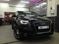 AUDI Q7, NOVI MODEL MODIFIKACIJA