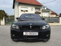 BMW E90 E91 LCI M paket M performance spliteri