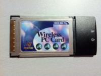 Mentor PCMCI Wireless LAN PC Card
