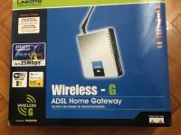 Router Linksys Wireless - G ADSL Home Gateway