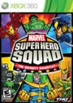 MARVEL SUPER HERO SQUAD XBOX 360