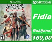 Assassin's Creed Chronicles - Xbox One