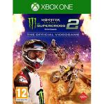 Monster Energy Supercross 2 Xbox One igra,novo u trgovini,račun