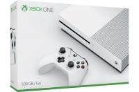 Xbox One Slim 500GB + Xbox Live Gold (XBox Slim - novo)