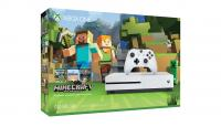 Xbox One Slim 500GB + Minecrafe + Xbox Live Gold (XBox Slim - novo)