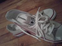 Beige starke, All star converse