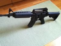 Airsoft puska JG M4A1 Full metal