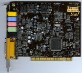 Creative Sound Blaster Live CT4830