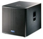 FBT MITUS 118SA - PROCESSED ACTIVE SUBWOOFER 1200W RMS - 139dB SPL
