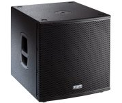 FBT SUBLINE 115SA - PROCESSED ACTIVE SUBWOOFER 1200W RMS - 132/135 dB