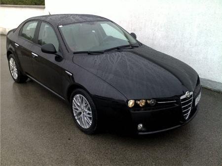 Alfa romeo 159 19 jtdm 150cv top speed