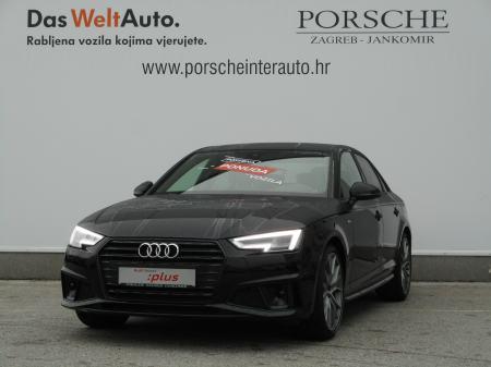 Audi A4 35 TDI S tronic Black Edition (***NOVO VOZILO!***)