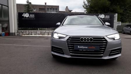 Audi A4 Avant 2,0 TDI - *S TRONIC*