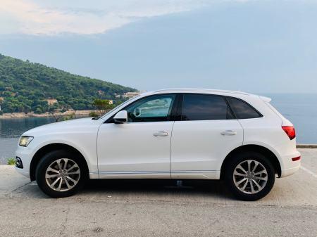 Audi Q5 2,0 TDI S-tron-ZAMJENA-Navi-Koža-Sound-Kamera-190ks-Reg1/2022