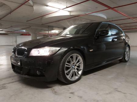 BMW 320d LCI M sport, izvrsno stanje, jamstvo 12 mjeseci!