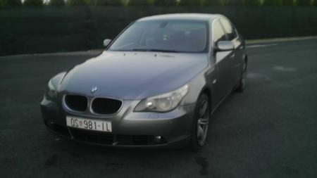 BMW E60 530d STEPTRONIC, ODLIČNO STANJE!, 2004 god.