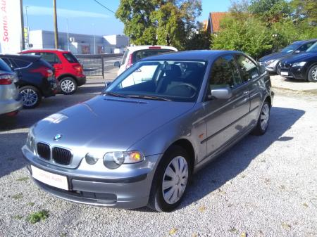 BMW serija 3 Compact 320td