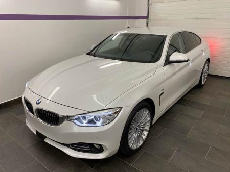 BMW serija 4 Gran Coupe 420d automatik* Luxury line*