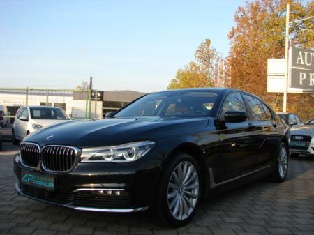 BMW serija 7 740xd SportAutomatic 17Tkm  PARKING CONTROL, LASER...