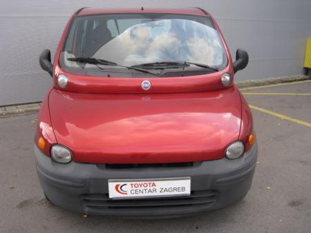 Fiat Multipla 100 16V SX (plaćeno 5% poreza), 2002 god.