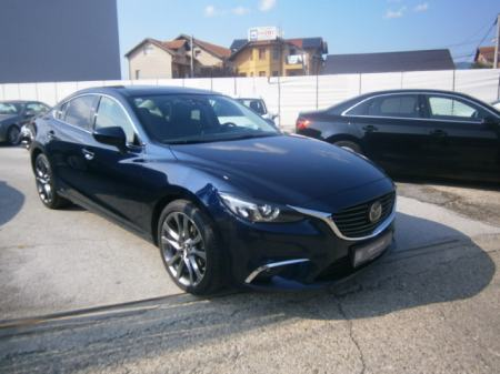 Mazda 6 CD175  REVOLUTION TOP - 1. Vlasnik - Nije uvoz