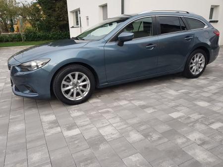 Mazda 6 Sport Combi CD150