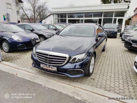 Mercedes-Benz E 220D AVANTGARDE, AUTOMATIK, TOP STANJE, 4 X JAMSTVO!!