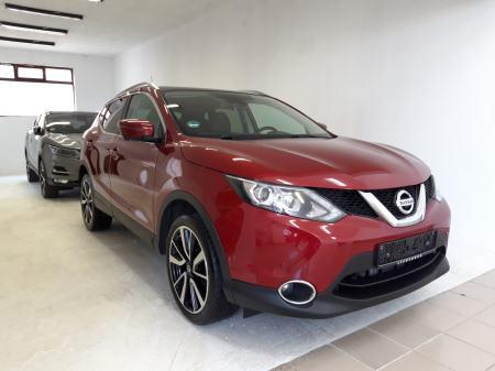 Nissan Qashqai 1,6 dCi 360 TEKNA AUTOMATIK 58221 KM **AKCIJA** TOP!!