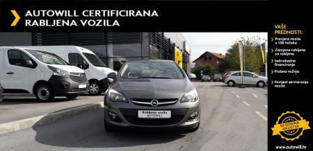 Opel Astra I 1.6 CDTI JAHREWAGEN