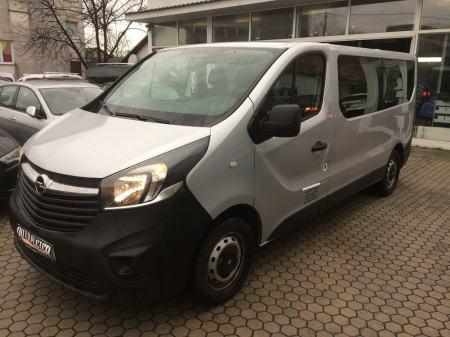 Opel Vivaro L2H1 1,6 CDTI 8+1 SJEDALA