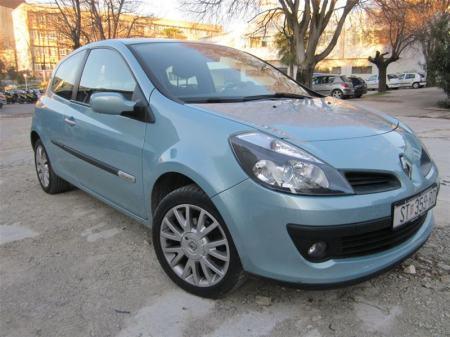 Renault Clio 1.2 16V TCE - RipCurl - 6.800€, 2007 god.