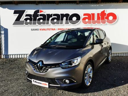 "Renault Scenic BUSINESS 1.5 DCI 110 Automatic,LED,ALU 20"",NAV....2018."